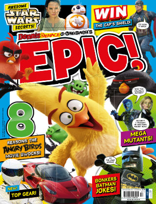 Epic Issue 38