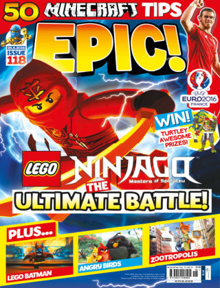 Epic Issue 39
