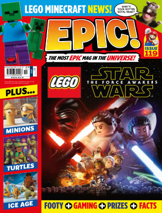 Epic Issue 40
