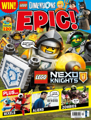 Epic Issue 41