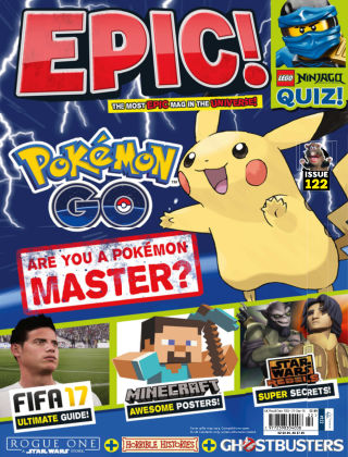Epic Issue 43