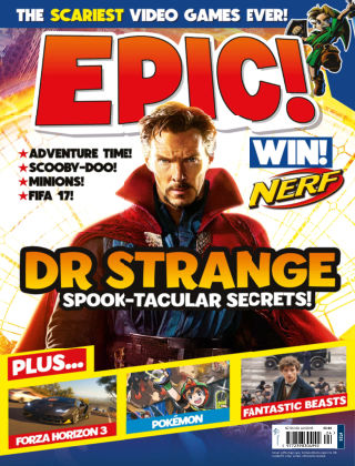 Epic Issue 45
