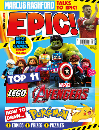 Epic Issue 46