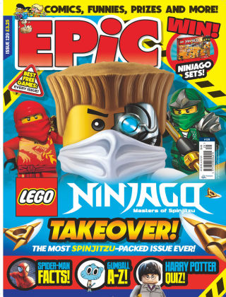 Epic Issue 50