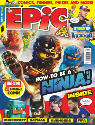 Epic Issue 51