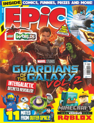 Epic Issue 52