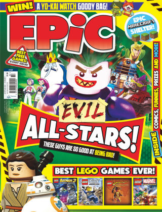 Epic Issue 53