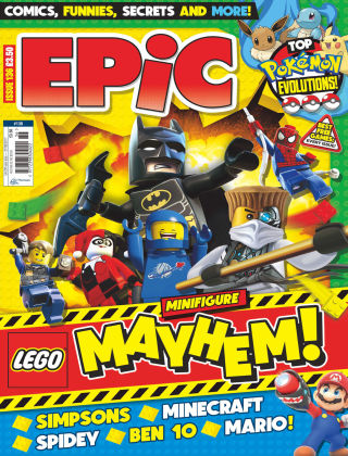 Epic Issue 57
