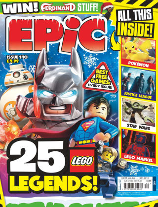 Epic Issue 61