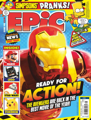 Epic Issue 66