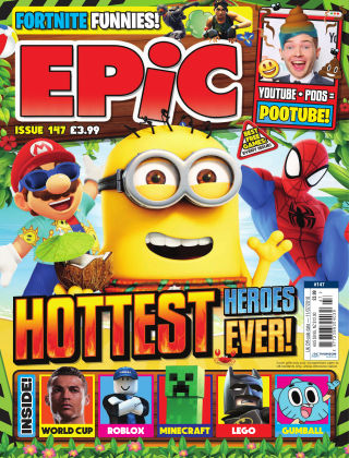 Epic Issue 68