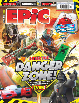 Epic Issue 70