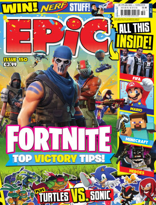 Epic Issue 71 (150)