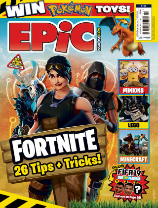Epic Issue 71