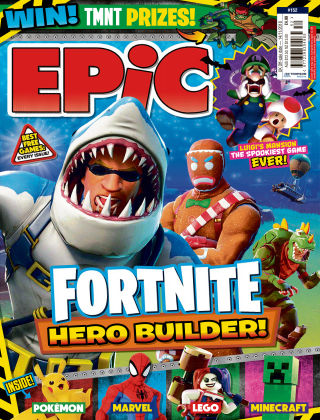 Epic Issue 72