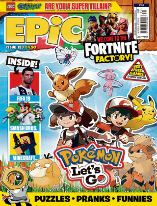 Epic Issue 73