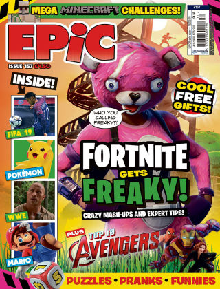 Epic Issue 77