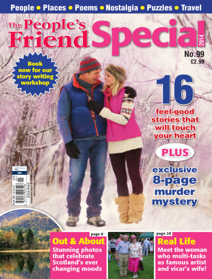 The People's Friend Special December 10, 2014 00:00