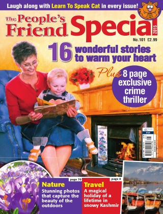 The People's Friend Special Issue 101