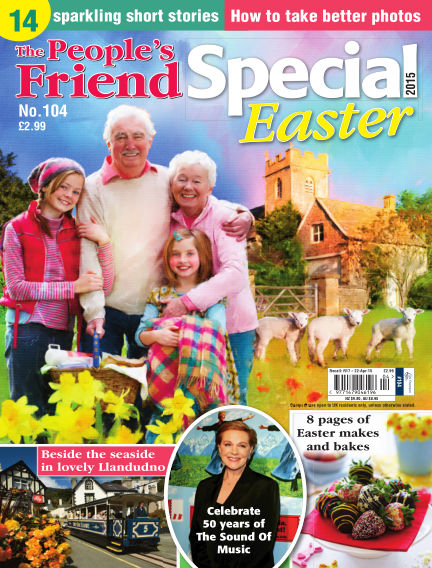 The People's Friend Special April 01, 2015 00:00