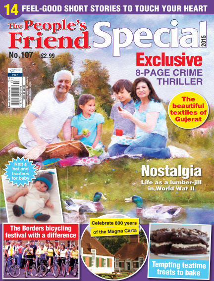The People's Friend Special June 03, 2015 00:00