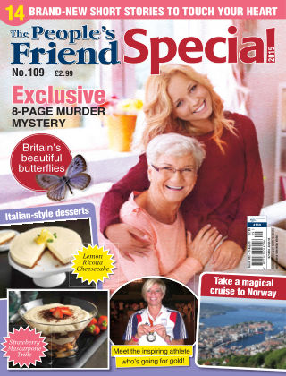 The People's Friend Special Issue 109