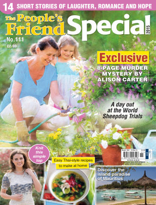 The People's Friend Special Issue 111