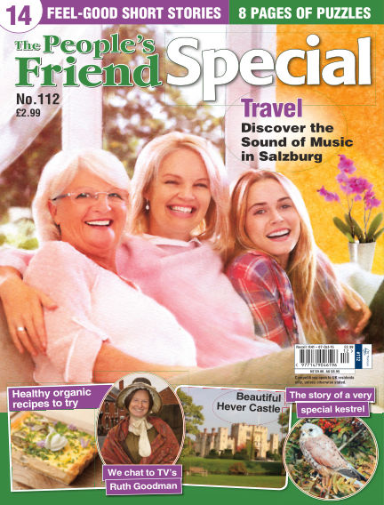The People's Friend Special September 16, 2015 00:00