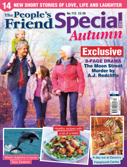 The People's Friend Special October 07, 2015 00:00