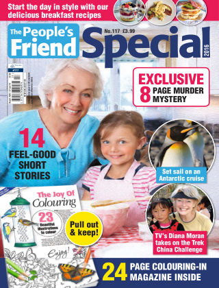 The People's Friend Special Issue 117