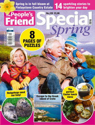 The People's Friend Special Issue 120