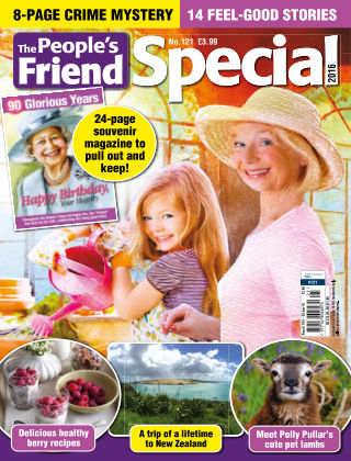 The People's Friend Special Issue 121