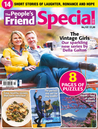 The People's Friend Special Issue 122