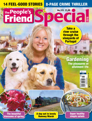The People's Friend Special Issue 123