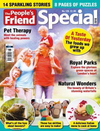 The People's Friend Special Issue 126