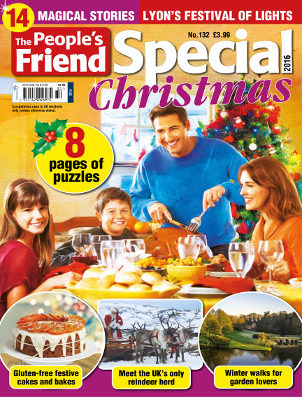 The People's Friend Special November 16, 2016 00:00