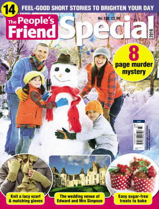 The People's Friend Special Issue 133