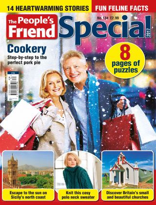 The People's Friend Special Issue 134
