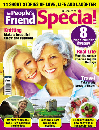 The People's Friend Special Issue 135