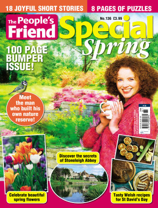 The People's Friend Special Issue 136