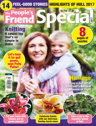 The People's Friend Special Issue 138