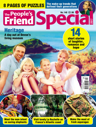 The People's Friend Special Issue 140