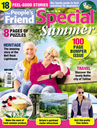 The People's Friend Special Issue 142
