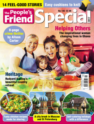 The People's Friend Special Issue 145