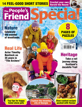 The People's Friend Special Issue 150