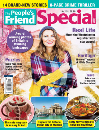 The People's Friend Special Issue 151
