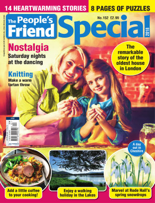 The People's Friend Special Issue 152