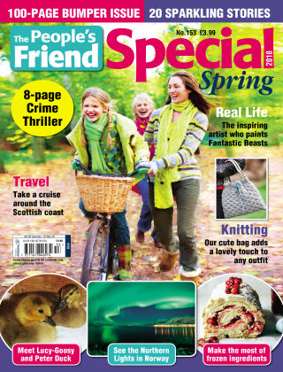 The People's Friend Special Issue 153