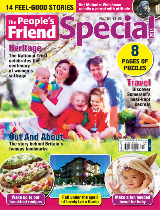 The People's Friend Special Issue 154