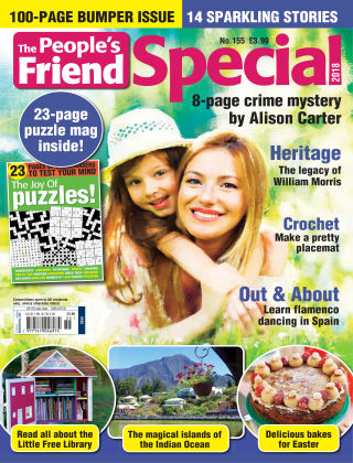 The People's Friend Special Issue 155